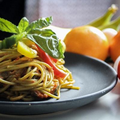 hrana u italiji, pasta sa povrcem