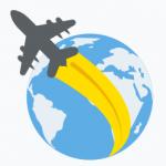 Nordica-Airline-avio-karte